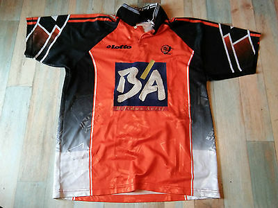 Maillot FOOT LOTTO STADE LAVALLOIS BA  TAILLE/XL/D7 BE