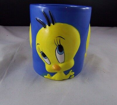Warner Bros Tweety Bird  3D Mug Vintage 1995