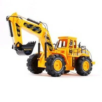 New Full Function Radio Controlled Construction digger toy Scaler1:10