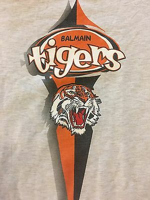 Full Boar ARL/NRL Balmain Tigers rugby league supporters T-shirt