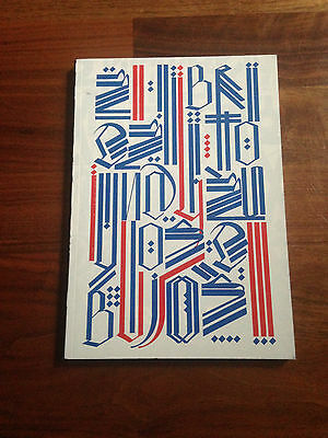Rare Retna Stamped And Numbered Vna Print On Magazine Highly Collectable Banksy
