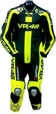 MotorBike VR46 Leather Racing Suit