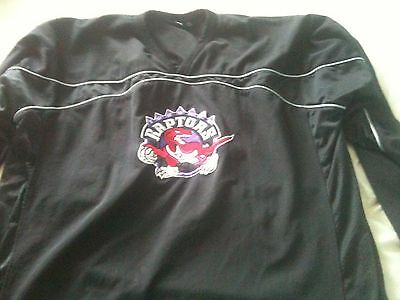 Toronto Raptors basketball team sweatshirt mens size xxl 2xl black
