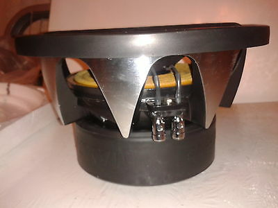 """extreme 10"""" high power sub bass loudspeaker 350w rms 700w peak 2/2ohm twin coil"""
