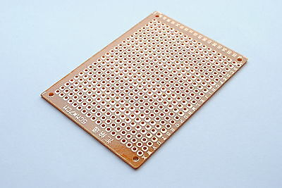 1 /5 / 10 pcs 5cm x 7cm PCB Prototyping Circuit Board Perforated Stripboard