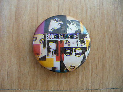Siouxsie and the Banshees badge