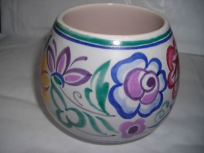 Poole Pottery Posie Pot 7cm Tall
