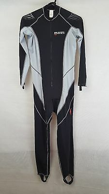 Mens Mares Wetsuit Size M Medium - Black & Grey - New Without Tags