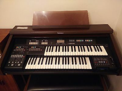 Technics EN4 Digital Electronic Organ