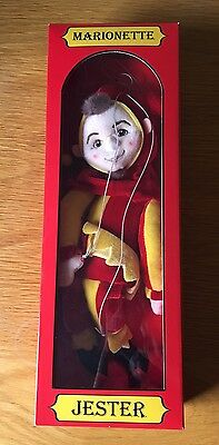 Jester Marionette The Puppet Company