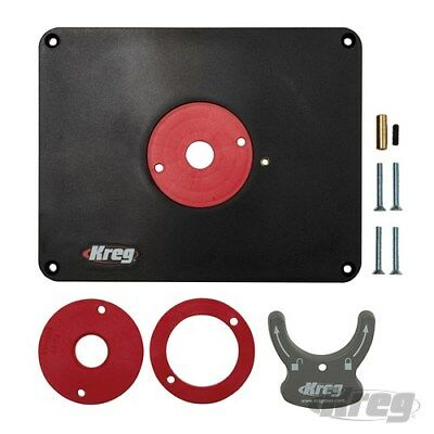 Kreg precision router table insert plate undrilled prs4038 359063 kreg precision router table insert plate undrilled prs4038 359063 keyboard keysfo Choice Image