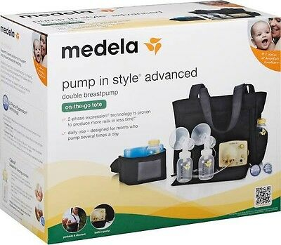 Medela Pump In Style Advanced - Sealed/ Never Opened