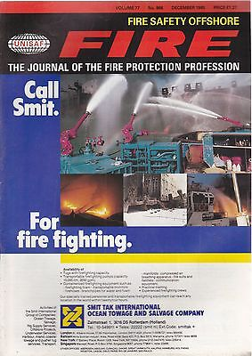 FIRE Journal - DECEMBER 1985