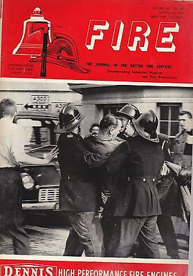 FIRE Journal - NOVEMBER 1961