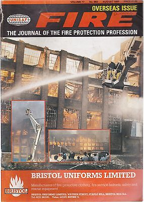FIRE Journal - AUGUST 1985
