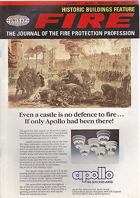 FIRE Journal - FEBRUARY 1985