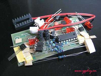 NEW Electronic Dice Suite Electronic Suite DIY Kits