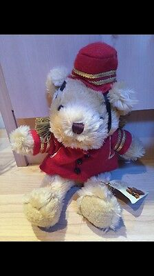 The Teddy Bear Collection. Barney The Bellboy. 7