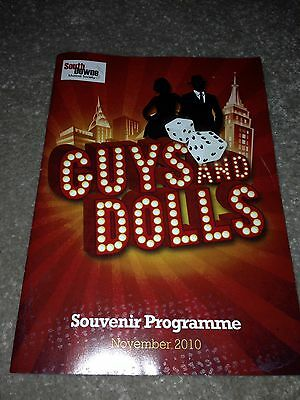 Guys and Dolls At The kings theatre southsea