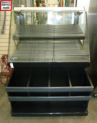 Used Structural Concepts WG3855 Commercial Dry Display Case