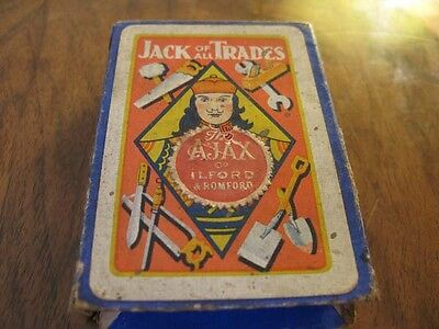 Vintage Playing Cards, Jack Of All Trades Cards.