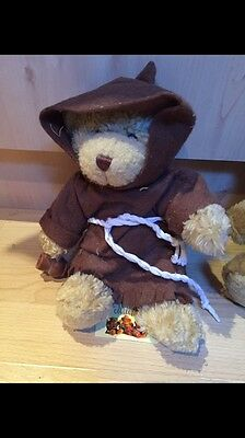 The Teddy Bear Collection. Mervyn The Monk. Soft Toy. Number 67