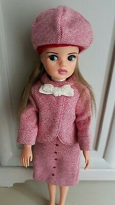 Vintage Tammy Outfit Career Girl  Very Rare In Very Good Condition
