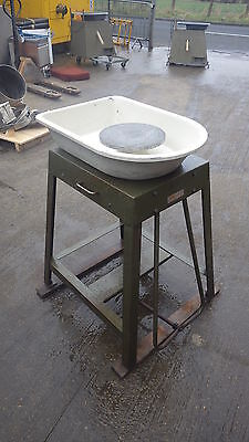 Wenger 2811 potters wheel manual kick type.We have listed other Electric ones