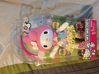 "SANRIO MY MELODY (hello kitty's friend)  Large Doll 14"" FIGURE HELLO KITTY"