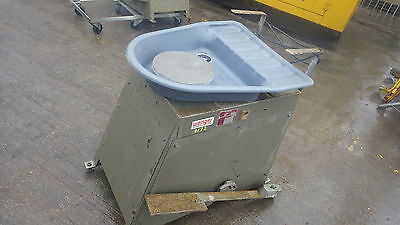 Wenger 2807 potters wheel electric 240v.This is one of a pair we have for sale