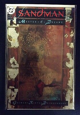 Sandman #4 Master of Dreams 1st Print 1st Lucifer DC Comics Neil Gaiman