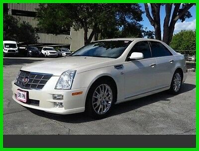 2011 Cadillac STS Luxury STS 2011 Luxury Used 3.6L V6 24V Automatic RWD OnStar Bose Cadillac STS