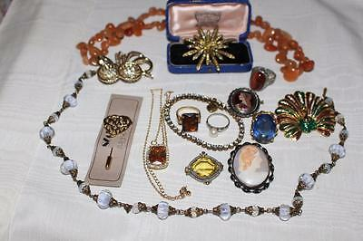 Great Lot of Antique /Vintage Jewelry