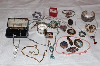 Fabulous Lot of Antique Jewelry Value Far Exceed the Asking Price!!