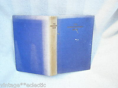 THE COMMISSIONERS BOOK compiled ROSE KERR ~  GIRL GUIDE ASSOCIATION 1929