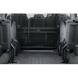 Genuine Land Rover Defender 90 Without Bulkead Dog Guard Mesh Type - STC50479