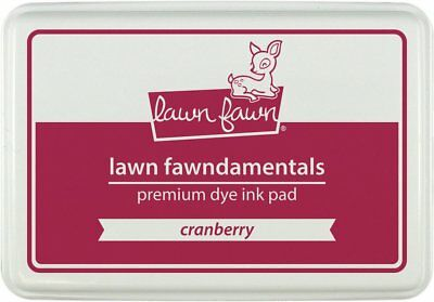 Lawn Fawn Inks - Cranberry Dye Ink Pad LF859