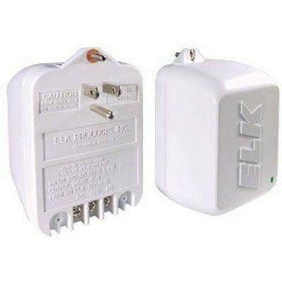 Elk TRG2440 24VAC, Electronics Features 40 VA AC Transformer with PTC Fuse