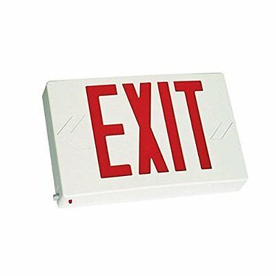 eTopLighting LED Exit Lighted Exit Signs Sign Emergency Light Lighting Emergency