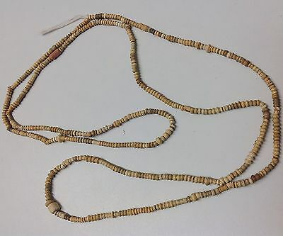 Top Quality Ancient Egyptian coptic bead necklace 600BC