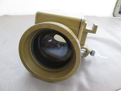 Rare GB KALEE Small Anamorphic projection lens