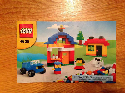 Lego 4628 booklet instructions