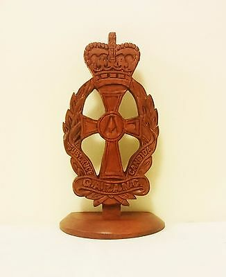 Queen Alexandra's Royal Army Nursing Corps Cap Badge Statue