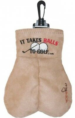 Golf Accessories - MySack - It Takes Balls To Golf FREE and FAST SHIPPING
