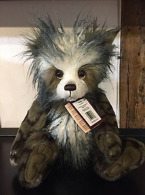 Charlie Bears Keeley from 2016 Plush Collection, BNWT