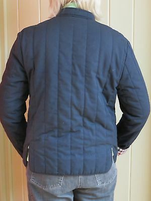 Aquascutum women's quilted jacket, size 12