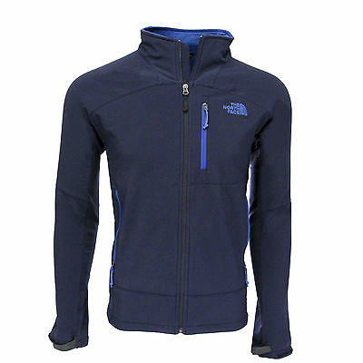 The North Face Men's Shellrock Full Zip Jacket Cosmic Blue/Limoges Blue M