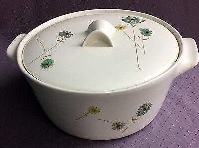 Dutch Oven - Lazy Daisy By Iroquois - Circa 1958-68 - Vgc