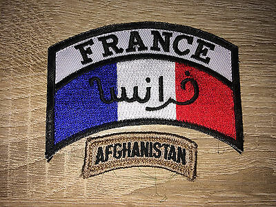 Patch Mirage 2000D France Afghanistan