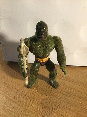 VINTAGE MASTERS OF THE UNIVERSE HE-MAN. MOSS MAN 1980's